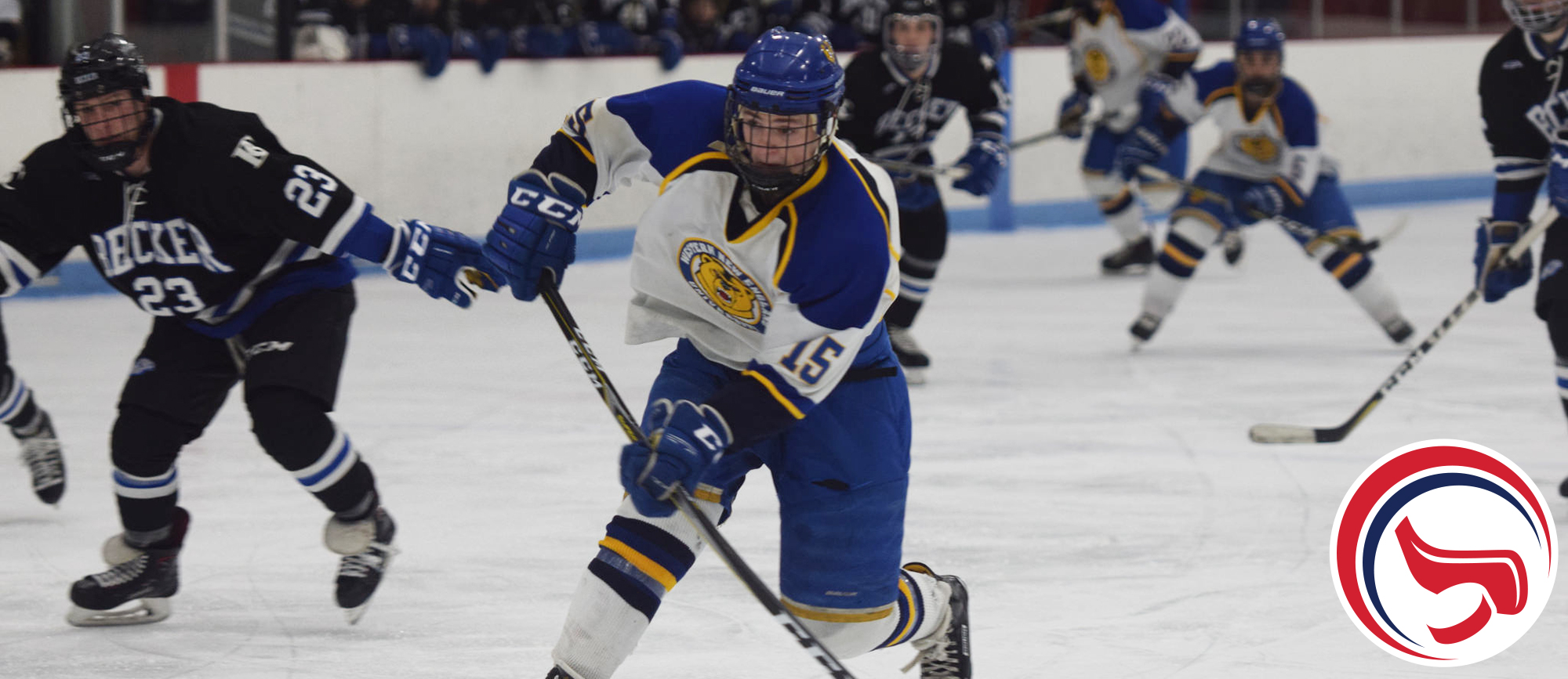 Western New England Picked Seventh in CCC Ice Hockey Preseason Coaches' Poll