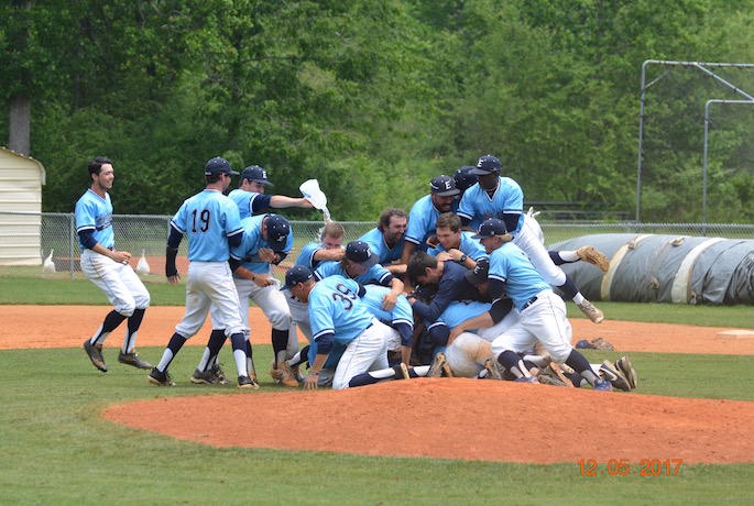 The Emmanuel College Baseball Team is World Series Bound