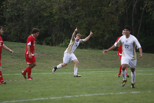 Men's Soccer ties Goucher, 2-2