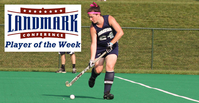 Pezzello Named Landmark Field Hockey Defensive Player of the Week