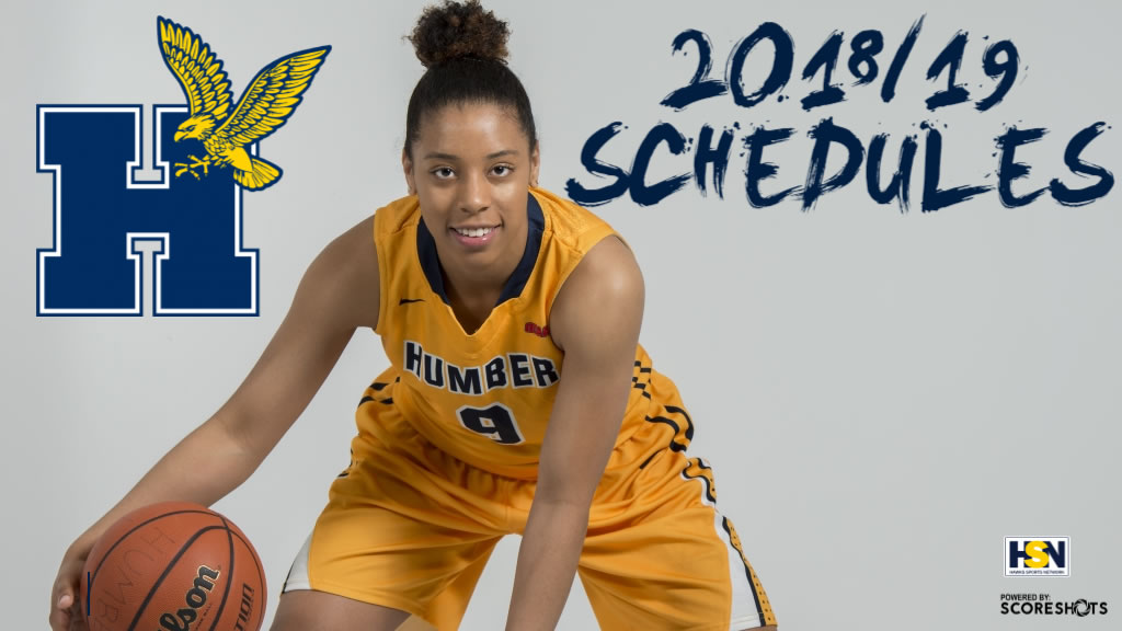 2018/19 HAWKS WOMEN'S BASKETBALL SCHEDULES RELEASED