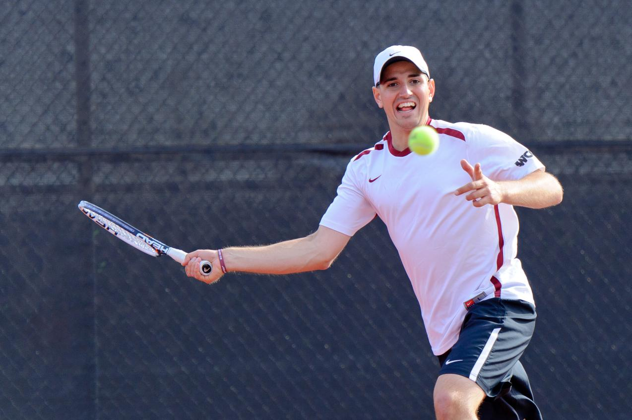 No. 36 Bronco Men's Tennis Travels to Seattle, Faces No. 22 Washington and No. 38 Boise State in Rematch