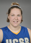 Emily Niemann Leaves the UCSB Women's Basketball Team