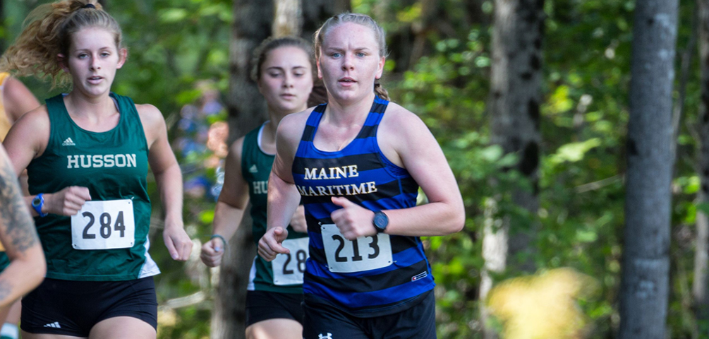 James Navigates the Mariners at State of Maine Championships