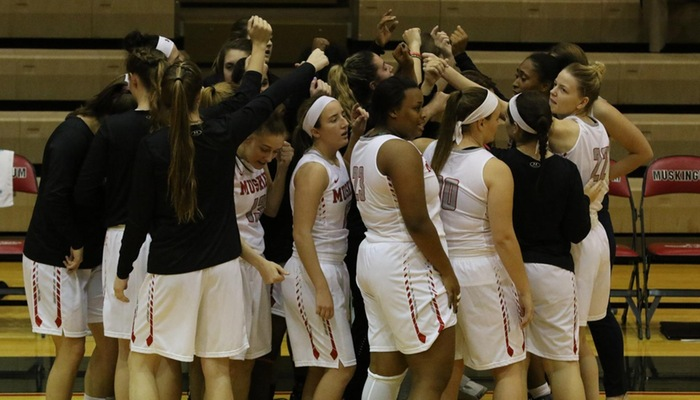 Women's Basketball secures season-high points en route to a victory over Wooster