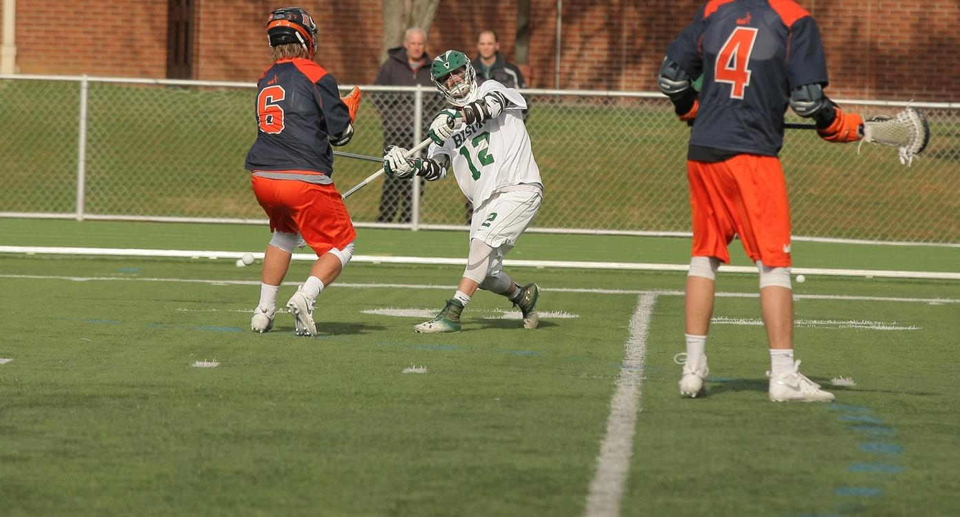 Men's Lacrosse falls to Oglethorpe, 11-8