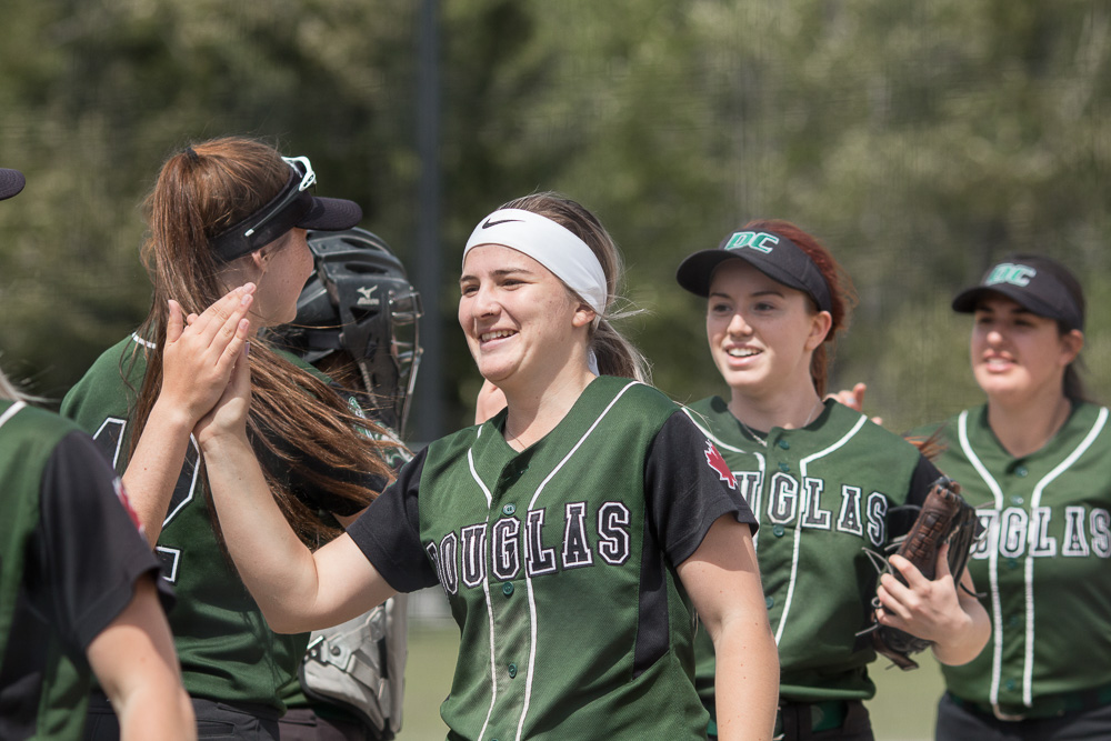 Royals clinch trip to NWAC Softball Championship with pair of weekend wins