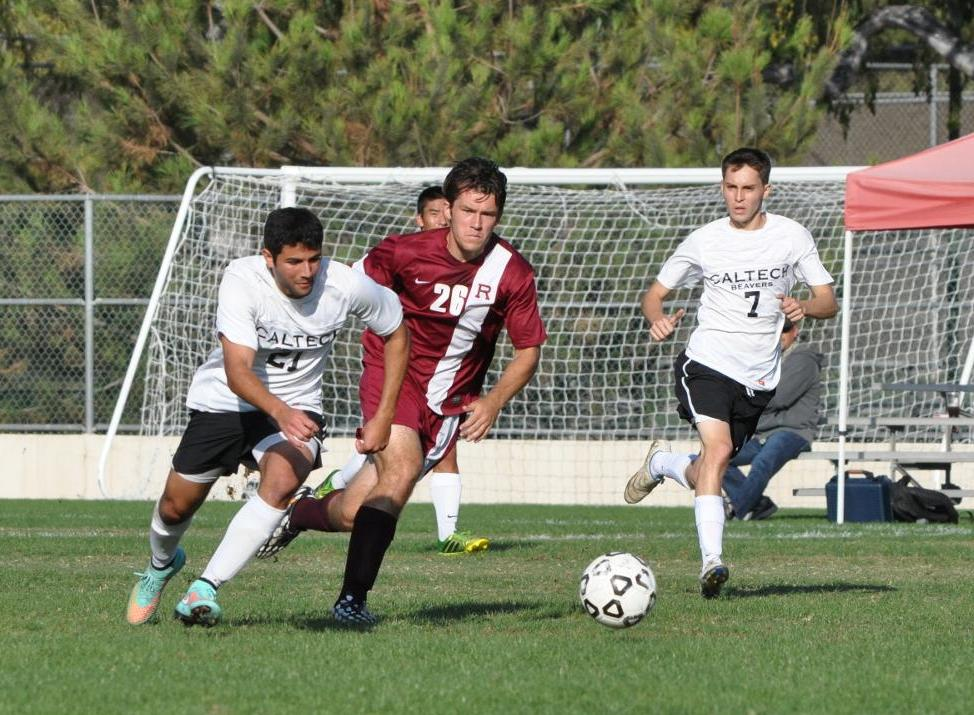 Chances to Equalize Go Begging as Men's Soccer Falls to Chapman