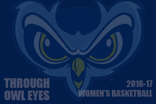 Through Owl Eyes: 2016-17 Women's Basketball Recap
