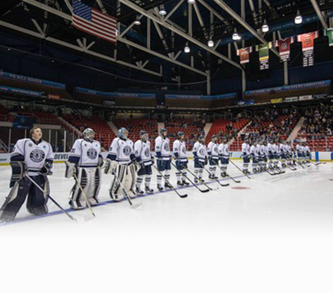 Throwback Thursday: Geneseo's attempt at the 2016 men's ice hockey national title