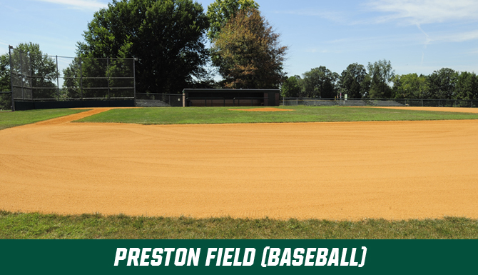 Gallery for Preston Field, the home of the baseball team