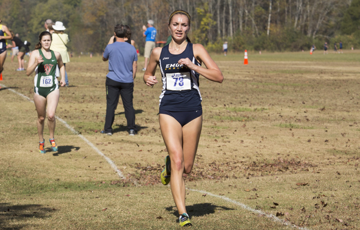 Emory Women's Cross Country First At JSU Foothills Invitational