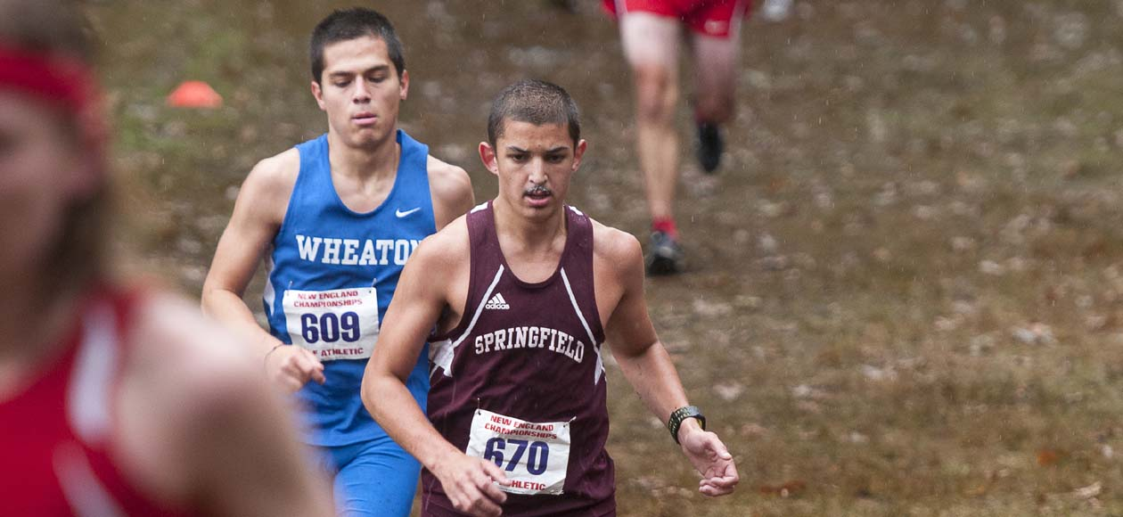 Men's Cross Country Runs At ECAC Championship