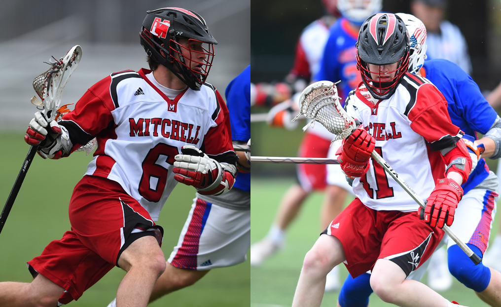 LAX's Setzko, Brockwell Earn NECC Honors