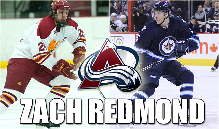 Former Ferris State Hockey Standout Zach Redmond Signs Big Deal As NHL Free Agency Opens