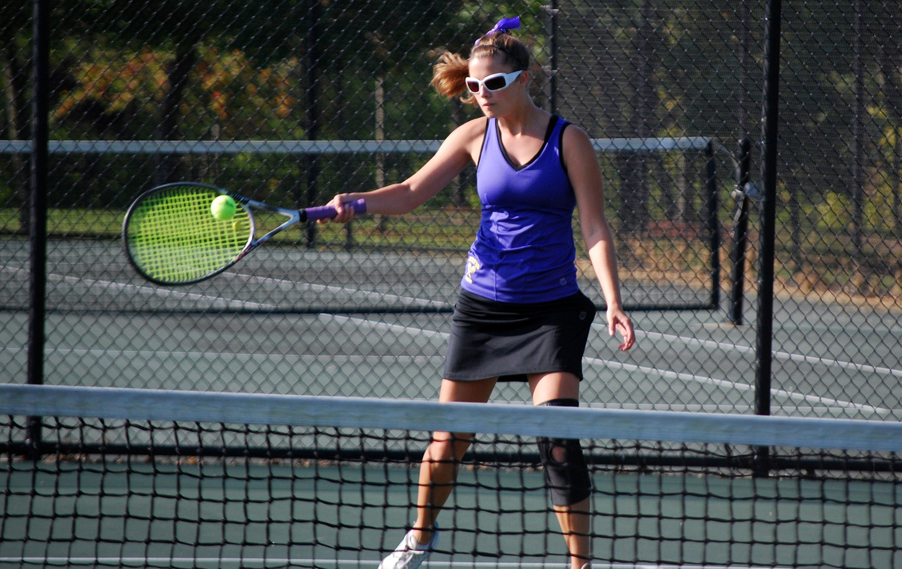 Carunchia and Sandercock Claim Singles Wins, DC Drops Match