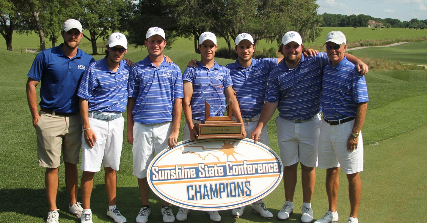 Men's Golf Claims 2015 SSC Championship
