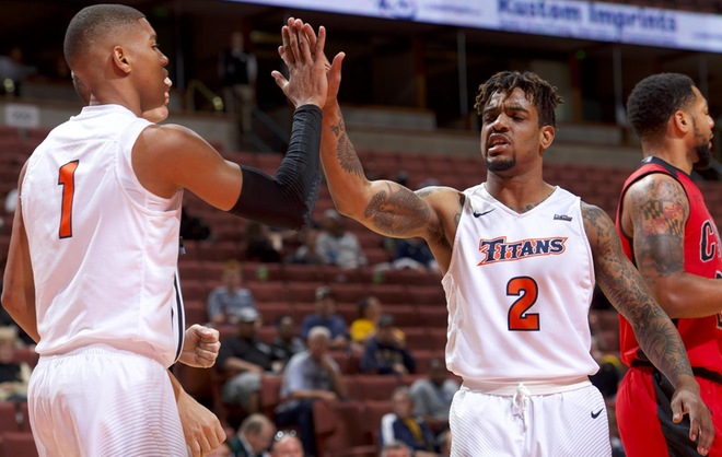 Fullerton Hosts Weber State in Opening Round of CIT