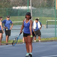Tennis falls to Covenant College