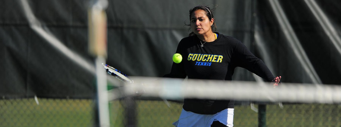 Goucher Women's Tennis Drops Match Against North Central To Begin Florida Trip