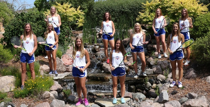Women's Tennis will battle for fourth-straight title