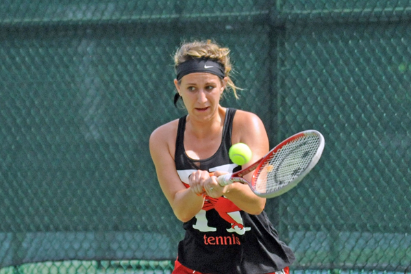 Huntingdon women's tennis downs LaGrange for 6th straight win