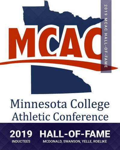 Four Former MCAC Standouts Honored with Hall-of-Fame Membership