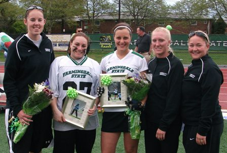 Late Goal Lifts Ramapo to Victory on Rams Senior Day