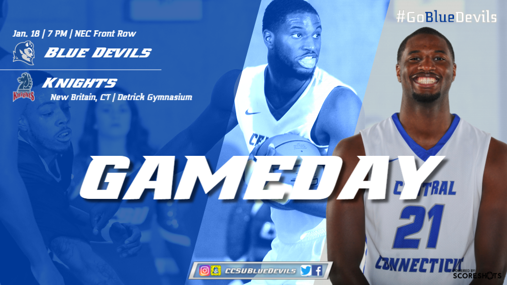 Men's Basketball Faces FDU Thursday on Student Appreciation Night