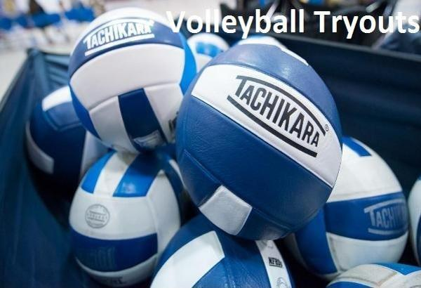 Women's Volleyball Open Tryouts