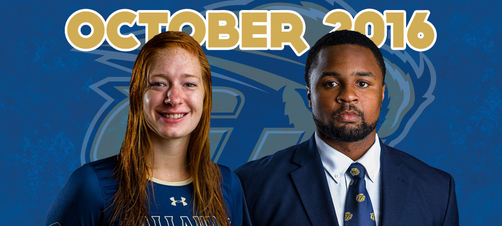 Jeter and Smith selected as October Bison of the Month presented by GIS