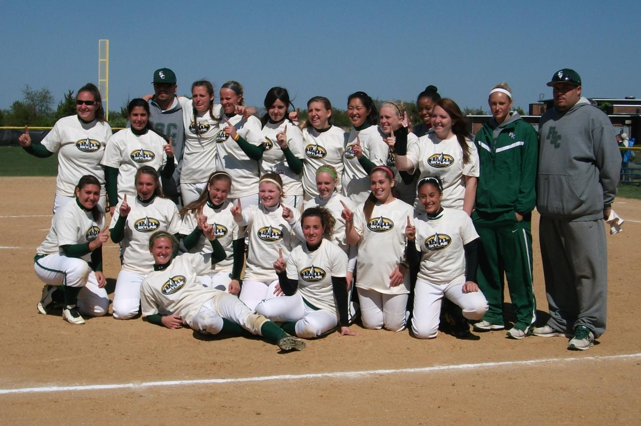 Rams Sweep Sage to Capture Skyline Championship