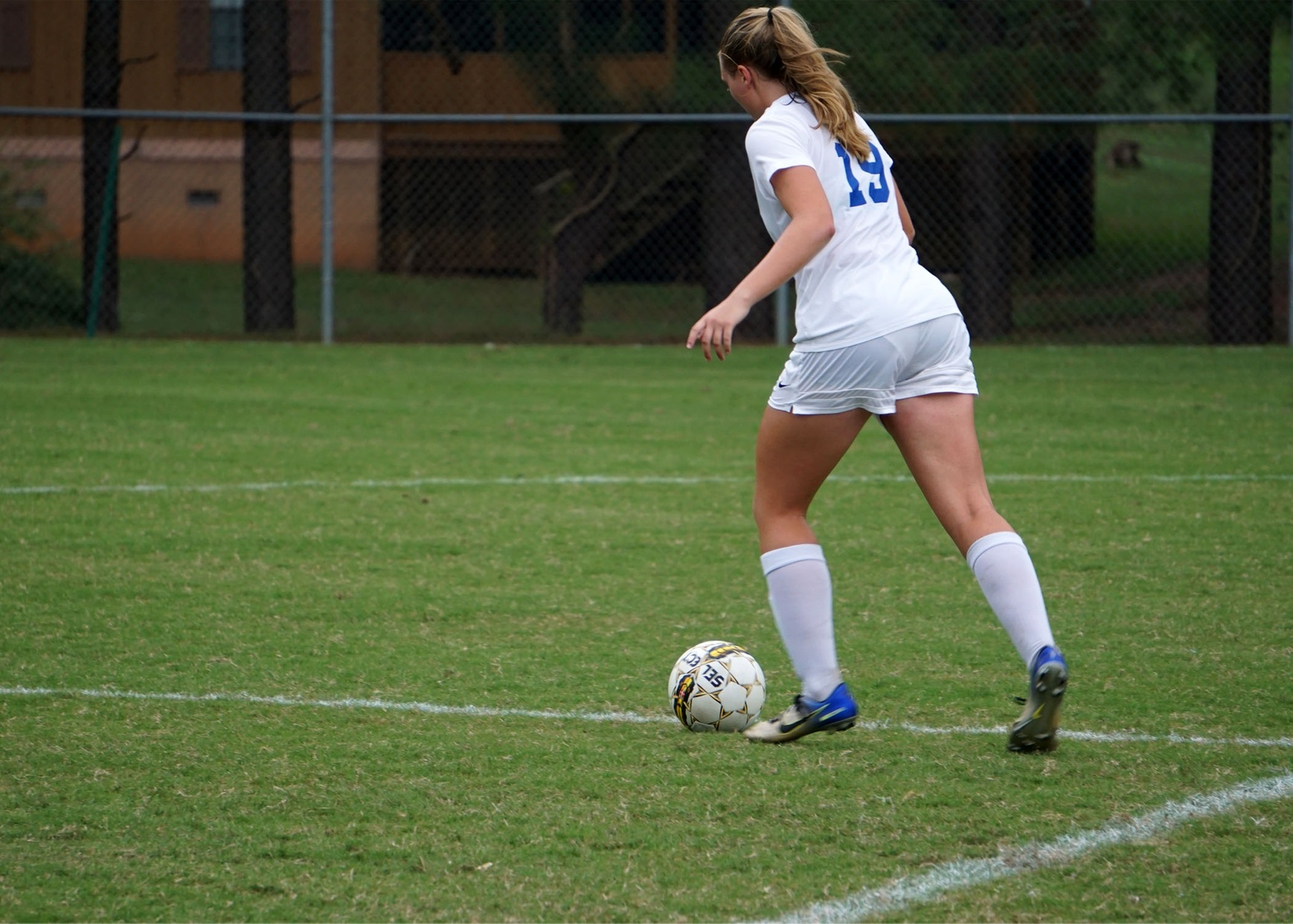 Women's Soccer Ties with 14th Ranked Cape Fear