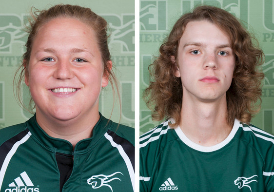 UPEI Panther Subway Athletes of the week for September 12-18