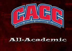Seven Golden Falcons Pick Up CACC Academic Honors