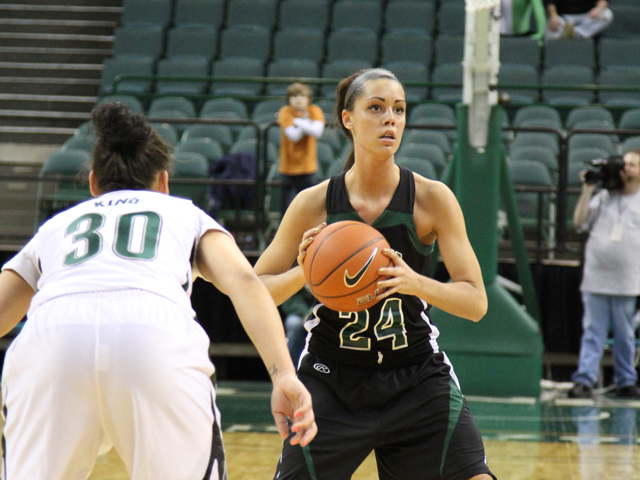 Women's Basketball Takes to Road for Final Time This Season