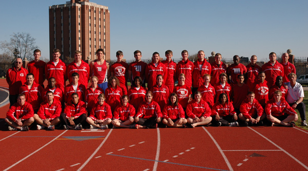 2007 Wittenberg Men's Track and Field