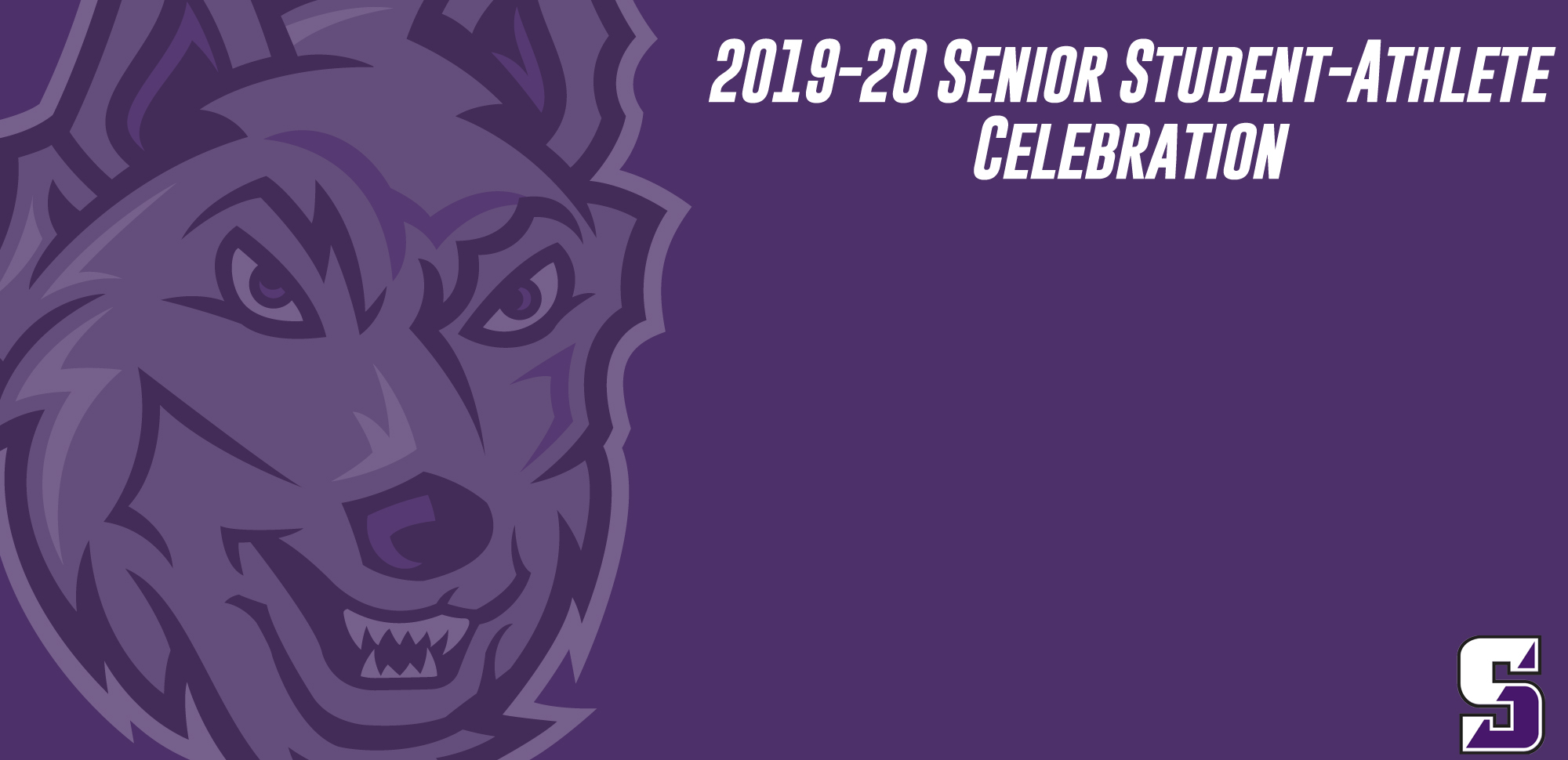 Department of Athletics Hosts Virtual Senior Student-Athlete Celebration, Announces Major Award Winners