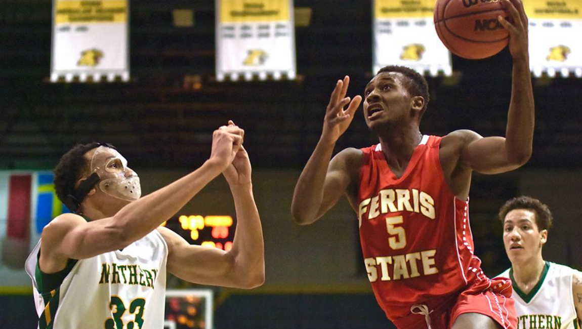 Ferris State Battles For 11th-Straight Win To Remain On Top Of GLIAC Standings