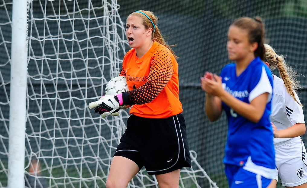 McGowan Ties Shutout Mark; Diplomats Earn Draw