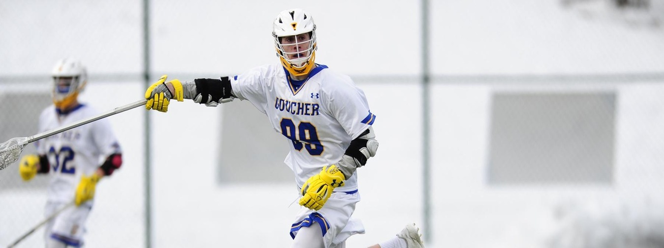 Goucher Men's Lacrosse Set To Honor Seniors On Saturday Against Drew