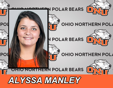 Freshman Alyssa Manley scores twice, leads Women's Soccer in 3-1 victory over John Carroll