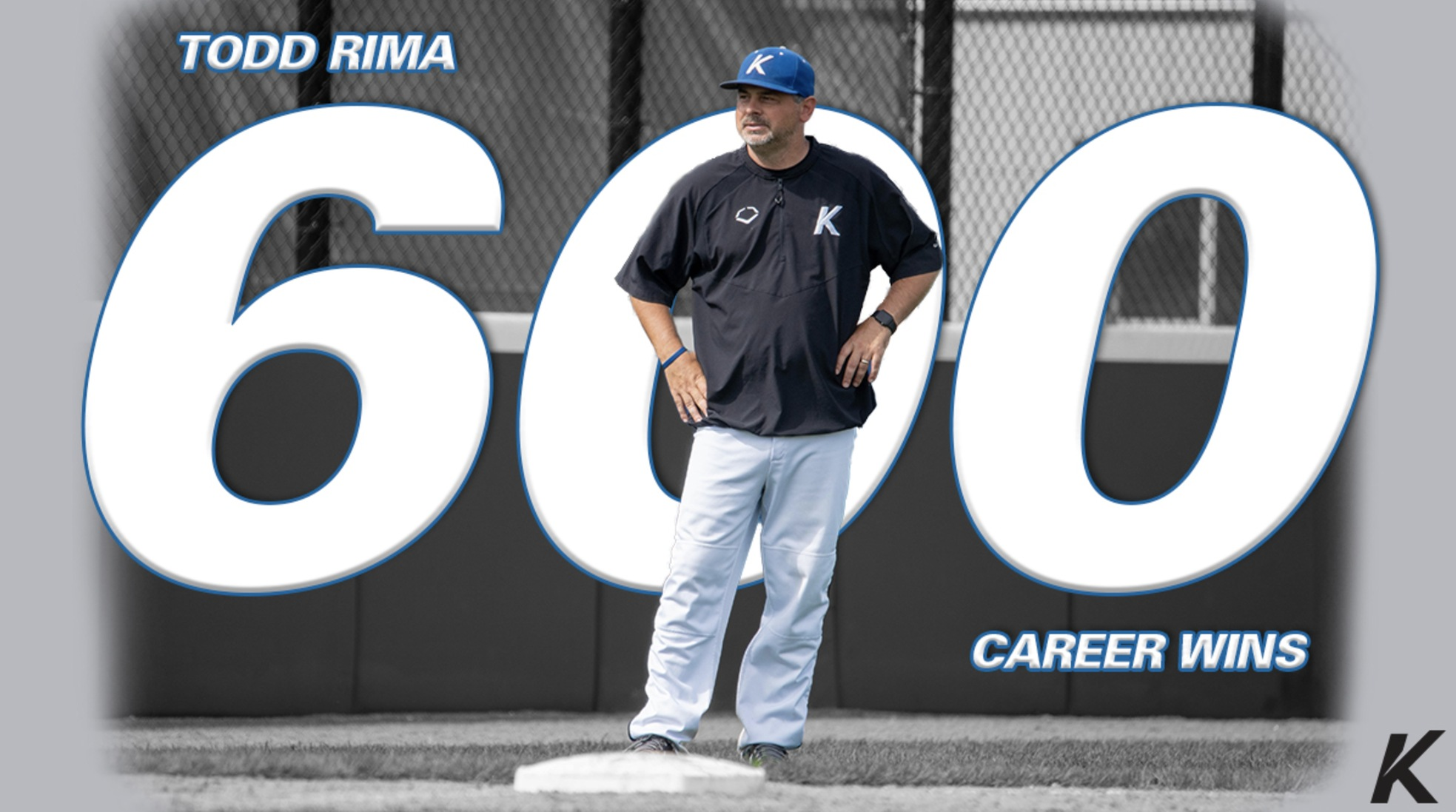 Rima reaches 600 wins as Kirkwood sweeps