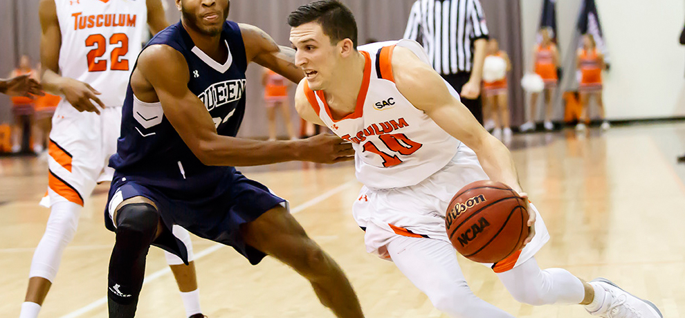 Woods pours in 24 as Pioneers fall in heart-breaker 81-75 to Wingate