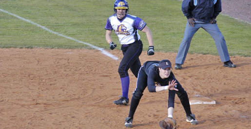 Tech falls short in doubleheader against No. 25 Lipscomb