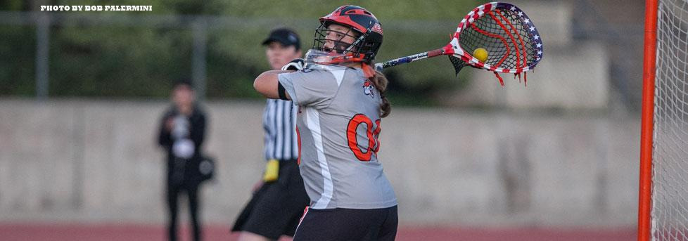 WLAX STREAK AT 10, TIGERS BEAT WHITTIER