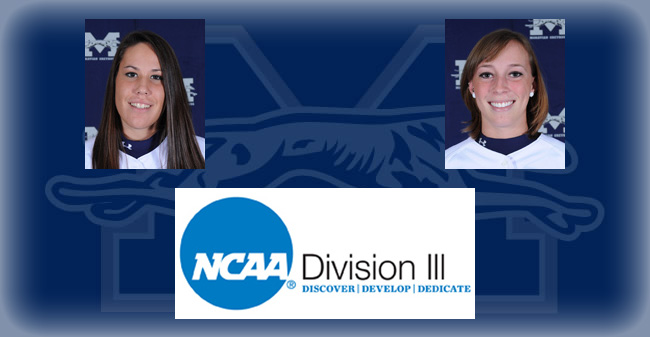 Ernst and Tillou Rank in the Latest NCAA Statistics