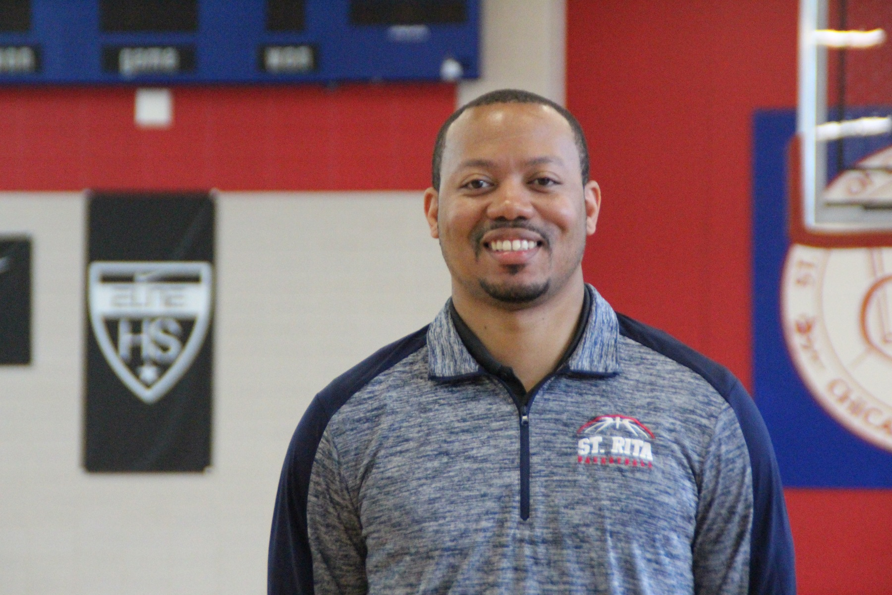 St. Rita High School Appoints Roshawn Russell '08 as Head Basketball Coach