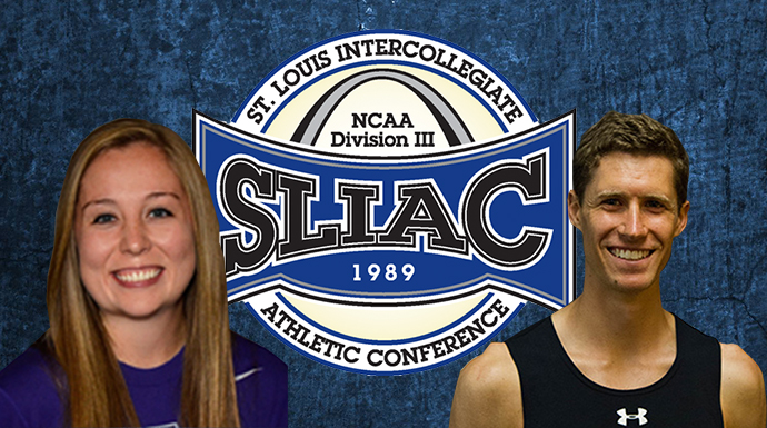 Massner and Witters Hicks Named SLIAC Post Graduate Scholars
