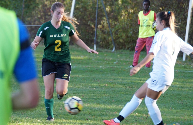 Women's Soccer Falls in Road Affair at Bryant & Stratton Syracuse